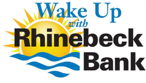 Wake up rhinebeck logo